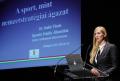 Nemzetközi Sportmenedzsment Konferencia 2016